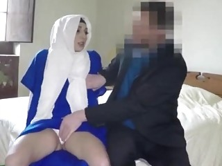 Turkish chick is fucked at the interview