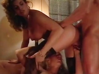 Hot Latinas in a passionate lovemaking movie