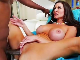 Horny black dude tasted and drilled a beauty