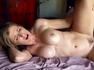 Hottie gets her face and pussy fucked hard