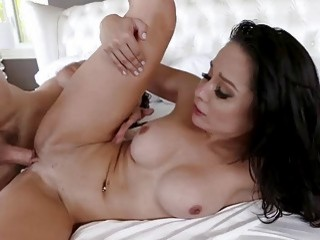FamilyStrokes  Curvy Stepmom Gets Fat Ass Poked by Son
