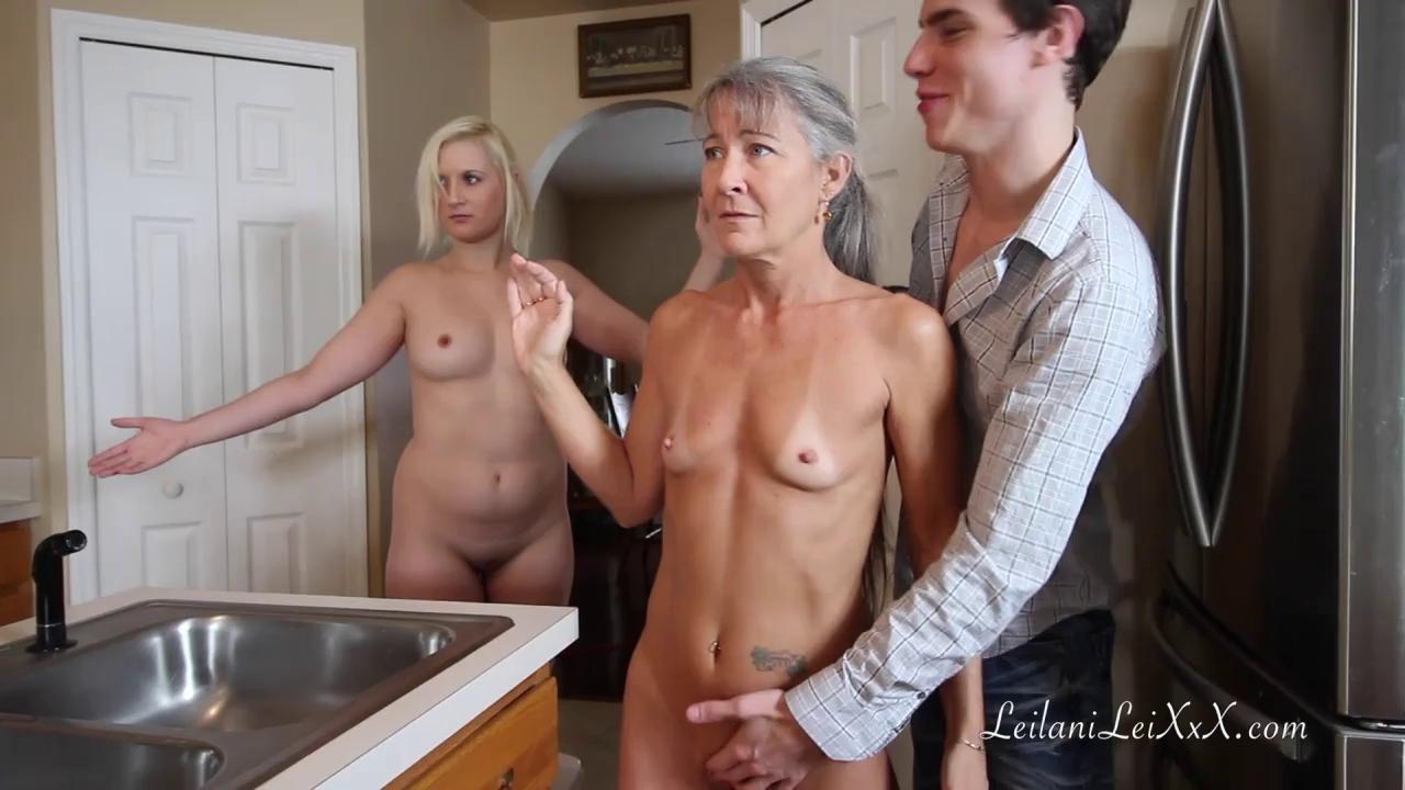 Skinny Small Tits Blonde