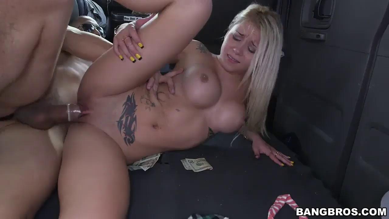 Busty Blonde Russian Teen